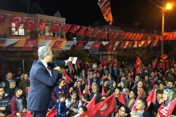 Tarsus Kırıklarsırtı Mahallesinde CHP Mitingine Katılımımız.-02