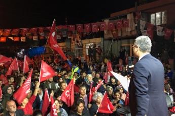 Tarsus Kırıklarsırtı Mahallesinde CHP Mitingine Katılımımız.-03