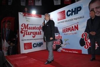 Mersin Silifke İlçesi Susanoğlu CHP Mitingine Katılımımız.03