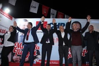 Mersin Silifke İlçesi Susanoğlu CHP Mitingine Katılımımız.04