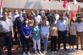 29.05.2020 CHP İl Başkanlığımızda Başkanımız ve Üyelerimizi Ziyaret-6
