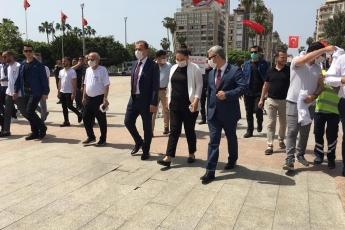 19.05.2020 19 Mayıs Atatürk'ü Anma, Gençlik ve Spor Bayramımızı Kutladık-2