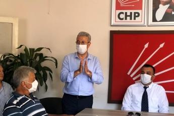 22.05.2020 Erdemli İlçe Örgütümüzle birlikte salgın dönemi sosyal ve ekonomik sıkıntılarını konuştuk-1