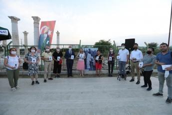 21.05.2020 Mezitli Belediye Başkanımızla Atatürk'ün Mersin'i Son Ziyaretini Anma Günü Etkinliğine Katıldık-2