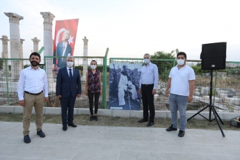 21.05.2020 Mezitli Belediye Başkanımızla Atatürk'ün Mersin'i Son Ziyaretini Anma Günü Etkinliğine Katıldık-1