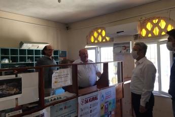 27.05.2020 Postane Çalışanlarımızı Ziyaret Ettik