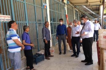 27.05.2020 Bozyazı ilçesi Tekeli Mahallesi Halini Ziyaret Ettik-10