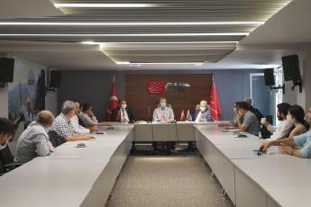 29.05.2020 CHP İl Başkanlığımızda Başkanımız ve Üyelerimizi Ziyaret-3