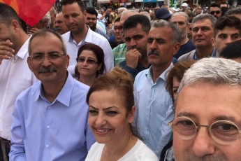 Tarsus'ta İşçi ve Emekçilerin Bayramı 1 Mayıs Tarsus Yürüyüşü ve Mitingine Katılımımız.-01