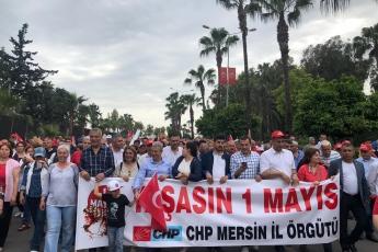 Mersin'de İşçi ve Emekçilerin Bayramı Mersin 1 Mayıs Yürüyüşü ve Mitingine Katılımımız.-02