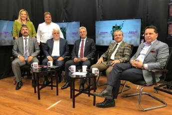 İÇEL TV Leyla Pak Köse ile Gündem ÖZEL Programı Canlı Yayınına Katılımımız.-01