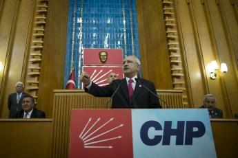 TBMM'de CHP Grup Toplantısına Katılımımız.-01