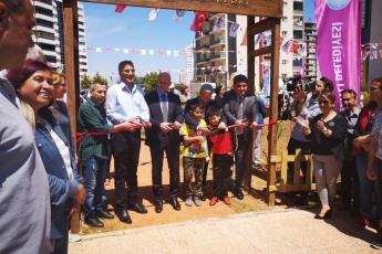 MIP ve Mezitli Belediyesi İşbirliği İle Gerçekleştirilen Geri Dönüşüm Parkı Açılışına Katılımımız.-01