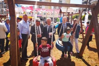 MIP ve Mezitli Belediyesi İşbirliği İle Gerçekleştirilen Geri Dönüşüm Parkı Açılışına Katılımımız.-02