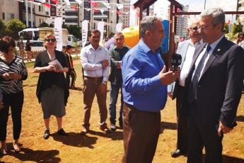 MIP ve Mezitli Belediyesi İşbirliği İle Gerçekleştirilen Geri Dönüşüm Parkı Açılışına Katılımımız.-03