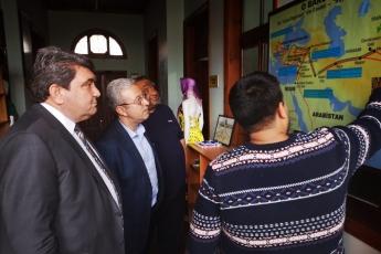 Akdeniz Roman Dernekleri Federasyonu Roman Eğitim Folklor Kültür ve Spor Kulübü Derneğini Ziyaretimiz.-01