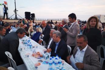 Mersin Büyükşehir Belediyesi Erdemli Sahil Park İftar Organizasyonuna Katılımımız.-01