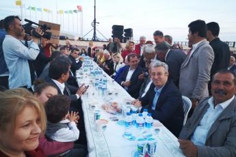 Mersin Büyükşehir Belediyesi Erdemli Sahil Park İftar Organizasyonuna Katılımımız.-02