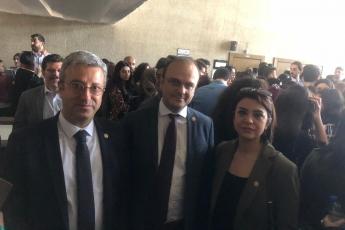 """Ankara Adliyesi 31.Ağır Ceza Mahkemesinde Görülmekte Olan """"Şule ÇET Davasına"""" Katılımımız.-02"""