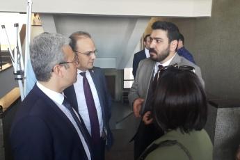 """Ankara Adliyesi 31.Ağır Ceza Mahkemesinde Görülmekte Olan """"Şule ÇET Davasına"""" Katılımımız.-03"""