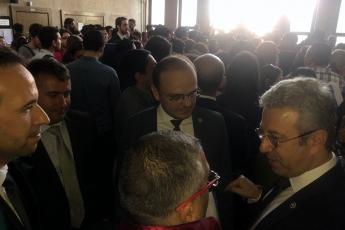 """Ankara Adliyesi 31.Ağır Ceza Mahkemesinde Görülmekte Olan """"Şule ÇET Davasına"""" Katılımımız.-04"""