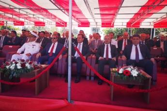 19 Mayıs Atatürk'ü Anma Gençlik ve Spor Bayramı Cumhuriyet Meydanı Protokol Resmi Töreni ve Kutlamalarına Katılımımız.-02