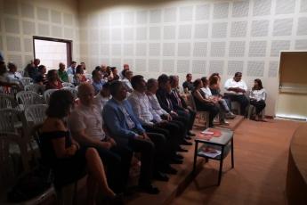 Mersin Uray Art Caddesinde 19 Mayıs ve  100.Yıl Etkinliğine Katılımımız.-01