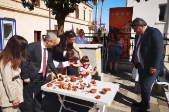 Mersin Uray Art Caddesinde 19 Mayıs ve  100.Yıl Etkinliğine Katılımımız.-02