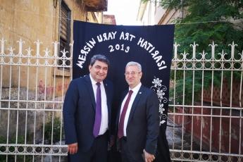 Mersin Uray Art Caddesinde 19 Mayıs ve  100.Yıl Etkinliğine Katılımımız.-07