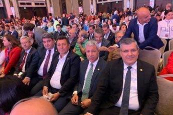 İstanbul Büyükşehir Belediye Başkanımız Ekrem İMAMOĞLU'nun Kampanya Koordinasyon Toplantısına Katılımımız.-01