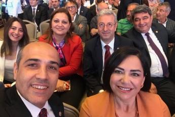 İstanbul Büyükşehir Belediye Başkanımız Ekrem İMAMOĞLU'nun Kampanya Koordinasyon Toplantısına Katılımımız.-02