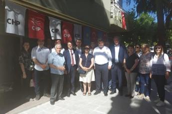 Üsküdar İlçe Örgütümüz ve Milletvekilimiz Cengiz GÖKÇEL İle Çengelköy Mahalle Esnafı ve Halkımız İle Buluşmamız.-06