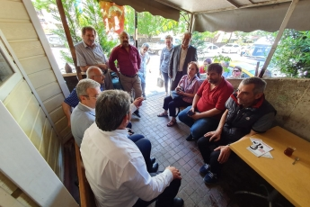 Üsküdar Çayır Taksi Durağını Ziyaretimiz.