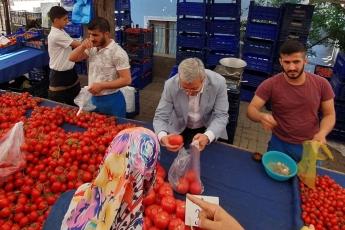 Üsküdar Bulgurlu-Cumhuriyet Pazarlarını Ziyaretimiz.-02