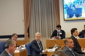 Adalet Komisyonu İnfaz Yasası Değişiklerine Dair Görüşmeler