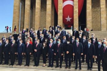 23 Nisan Ulusal Egemenlik Ve Çoçuk Bayramımız Kutlu Olsun - ANITKABİR-7
