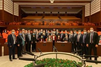 Mecliste verimli ve güzel bir çalışma haftasını daha tamamladık...