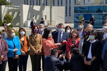 İstanbul Sözleşmesi'ne sahip çıkıyoruz , CHP TBMM Grubu olarak Danıştay'da davamızı açtık.
