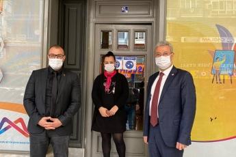 Mersin Büyükşehir Belediyemizin açmış olduğu kariyer merkezi, pandemi günlerinde, bu ekonomik krizde vatandaşlarımıza bir umut olmak için çalışmaya devam ediyorlar.