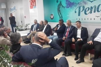 CHP Vekilleri ve Örgütü Olarak İstanbul Pendik'te İlçe Seçim Kurulu'nda Oyların Tekrar Sayımına Katılımımız.-02
