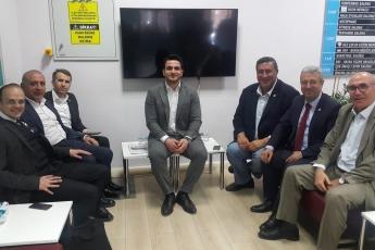 CHP Vekilleri ve Örgütü Olarak İstanbul Pendik'te İlçe Seçim Kurulu'nda Oyların Tekrar Sayımına Katılımımız.-04