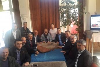 CHP Vekilleri ve Örgütü Olarak İstanbul Pendik'te İlçe Seçim Kurulu'nda Oyların Tekrar Sayımına Katılımımız.-05