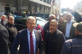 CHP Vekilleri ve Örgütü Olarak İstanbul Pendik'te İlçe Seçim Kurulu'nda Oyların Tekrar Sayımına Katılımımız.-06