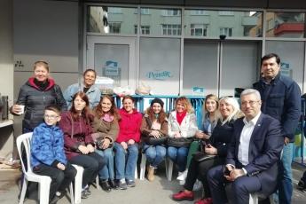 CHP Vekilleri ve Örgütü Olarak İstanbul Pendik'te İlçe Seçim Kurulu'nda Oyların Tekrar Sayımına Katılımımız.-09