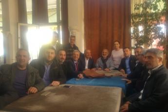 CHP Vekilleri ve Örgütü Olarak İstanbul Pendik'te İlçe Seçim Kurulu'nda Oyların Tekrar Sayımına Katılımımız.-11
