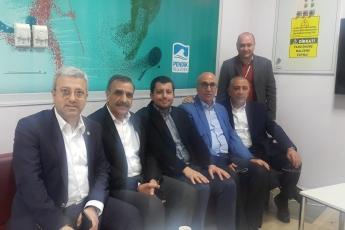 CHP Vekilleri ve Örgütü Olarak İstanbul Pendik'te İlçe Seçim Kurulu'nda Oyların Tekrar Sayımına Katılımımız.-12