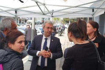 CHP Vekilleri ve Örgütü Olarak İstanbul Pendik'te İlçe Seçim Kurulu'nda Oyların Tekrar Sayımına Katılımımız.-20