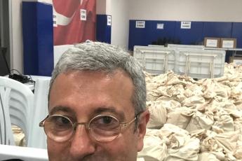 CHP Vekilleri ve Örgütü Olarak İstanbul Pendik'te İlçe Seçim Kurulu'nda Oyların Tekrar Sayımına Katılımımız.-22