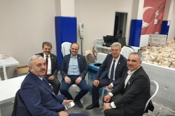 CHP Vekilleri ve Örgütü Olarak İstanbul Pendik'te İlçe Seçim Kurulu'nda Oyların Tekrar Sayımına Katılımımız.-23
