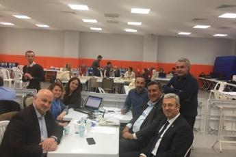 CHP Vekilleri ve Örgütü Olarak İstanbul Pendik'te İlçe Seçim Kurulu'nda Oyların Tekrar Sayımına Katılımımız.-25